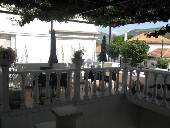 Hotel Douro: gemeenschappelijk terras