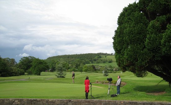 Faithlegg House Hotel & Golf Resort: view of the golf course