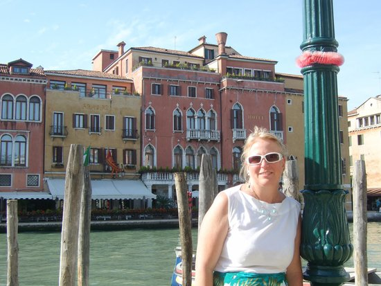 Hotel Abbazia: Grand Canal
