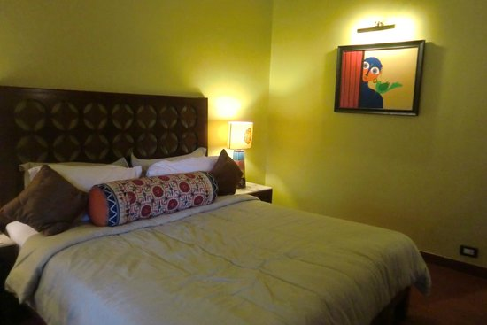 juSTa Rajputana, Udaipur Resort: Premier Room