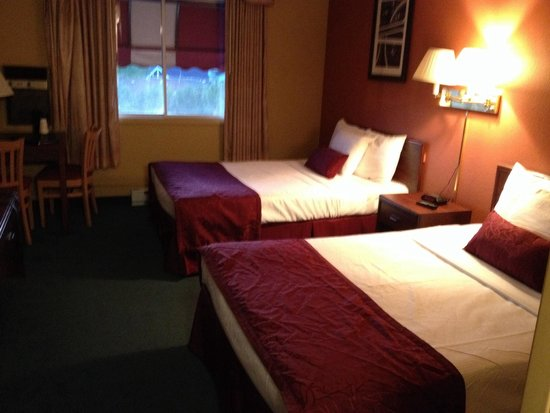 Travelodge Fairbanks: Room 360