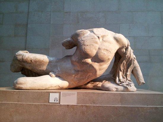 British Museum: Скульптуры