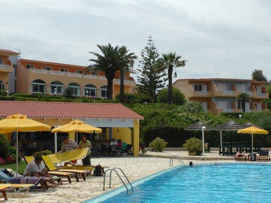 Mirabell Hotel: Hotelanlage