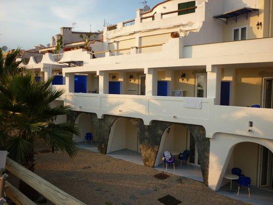 Baia delle Sirene Park Hotel: 2° piano