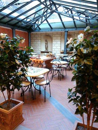 Hotel Alba Palace : sala colazione