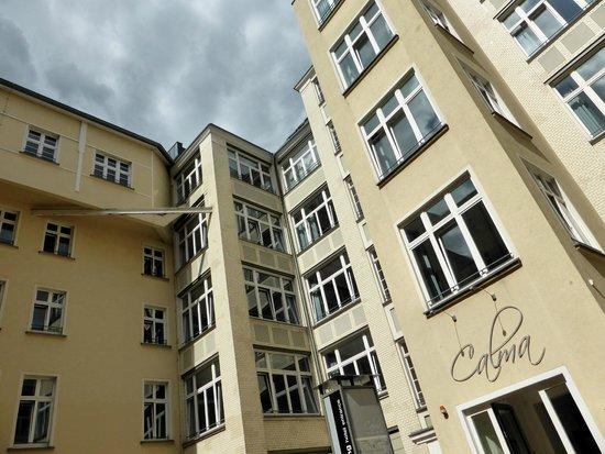Calma Berlin Mitte: Hôtel vue extérieure