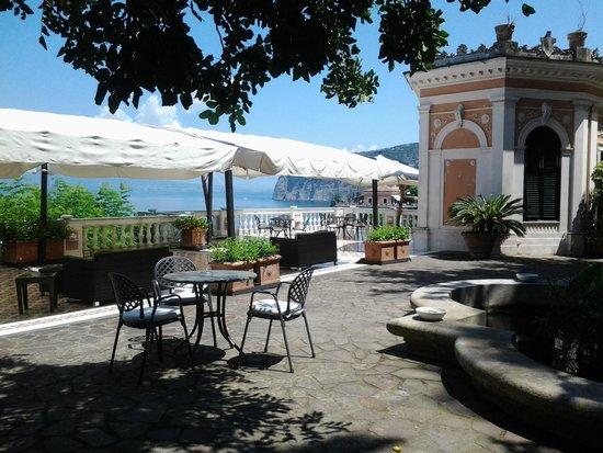 Hotel Parco dei Principi: Il giardino