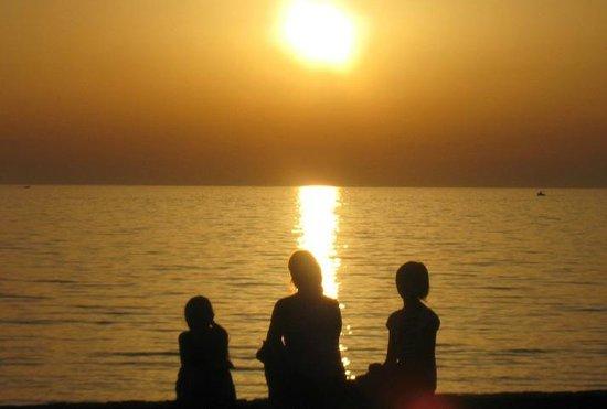 CampingIN Park Umag : Ein Abend am Strand im Park Umag
