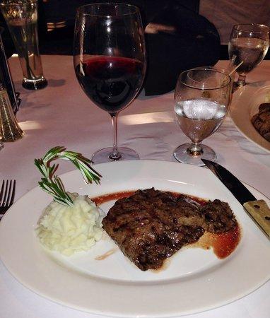 Eclisse Restaurant of Stamford: Skirt Steak