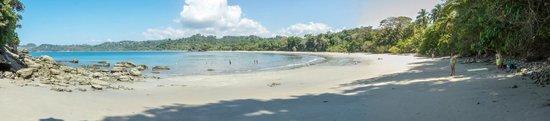 Playa Manuel Antonio: playa de Espadilla Sur