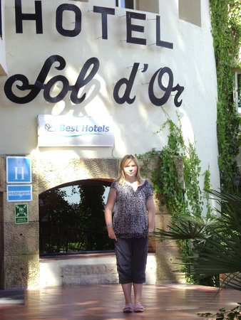 Best Sol Dor: отель