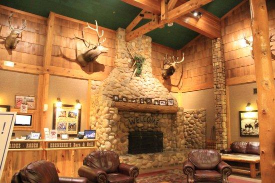 Best Western Plus Ruby's Inn : Reception