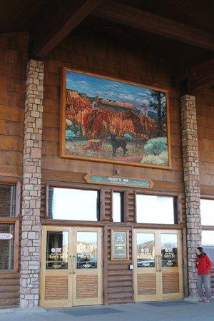 Best Western Plus Ruby's Inn: Entrée