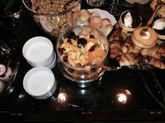 Hotel Da Vinci & Spa: La colazione ....