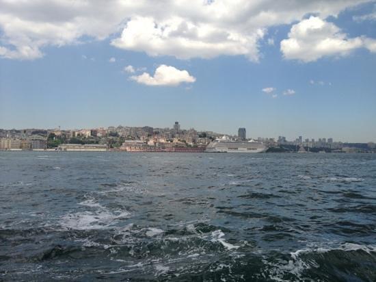 Bosphorus Strait: Karaköy International Port