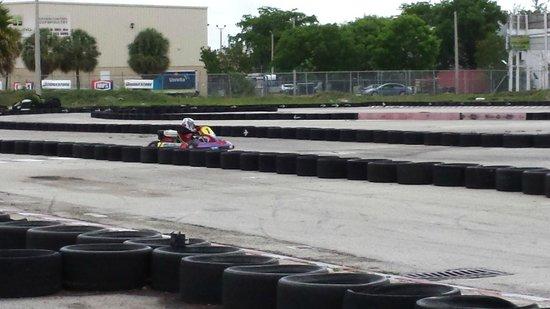 Miami GP Raceway: Going around