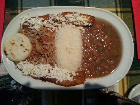 Restaurante Mi Rincon: Pabellon