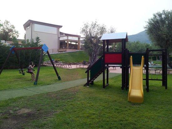 Villaggio Blue Marine: giochi all'aperto