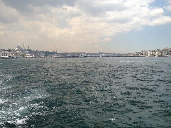Bosphorus Strait: Galata Bridge