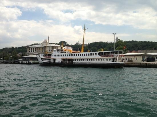 Bosphorus Strait: Sarayburnu