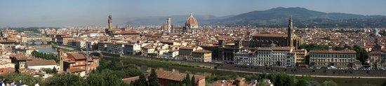 Piazzale Michelangelo: Stadtansicht