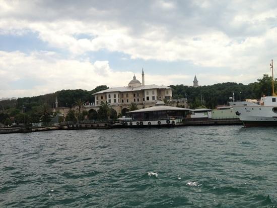 Bosphorus Strait: Sepetçi Kasrı