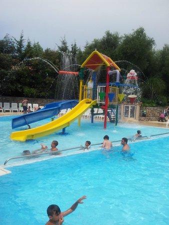 Villaggio Blue Marine: acqascioli  per i piccoli
