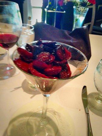 Eclisse Restaurant of Stamford: Chirizo & Figs
