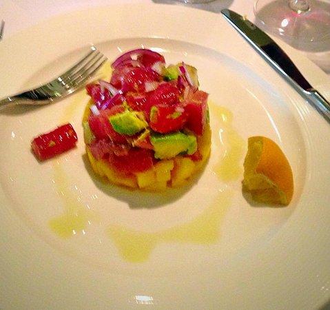 Eclisse Restaurant of Stamford: Tuna Tartare