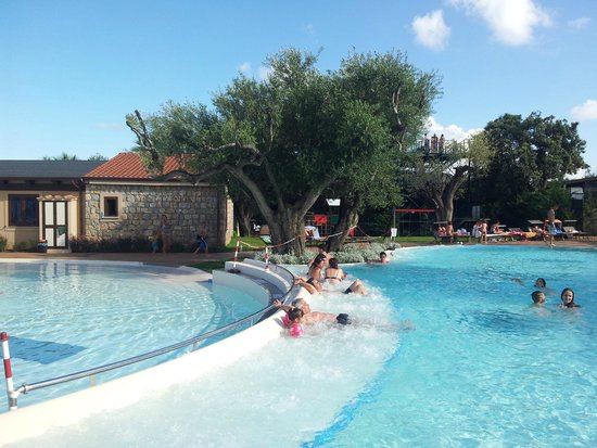 Villaggio Blue Marine: piscina relax