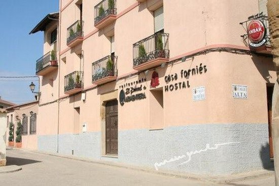 """El portal de la armentera """"casa fornies"""" Selgua Monzón Huesca"""