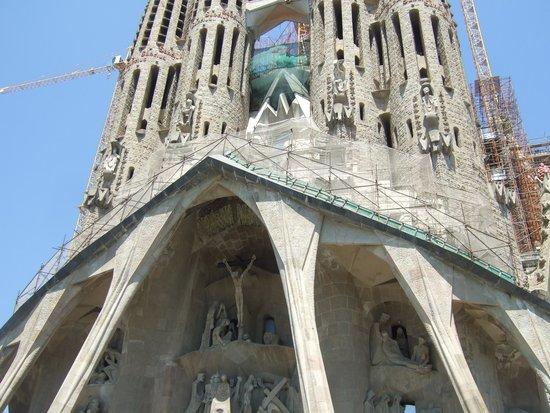 Sagrada Família : Front