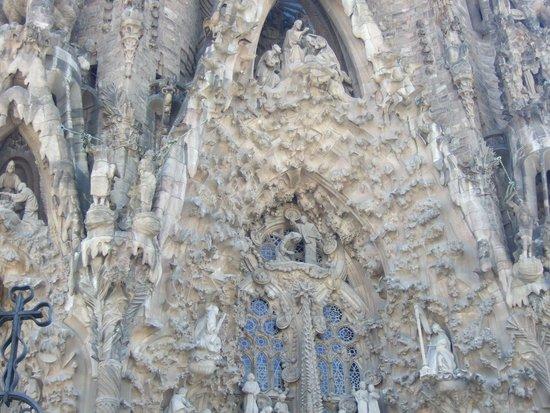 Sagrada Família : details, details...