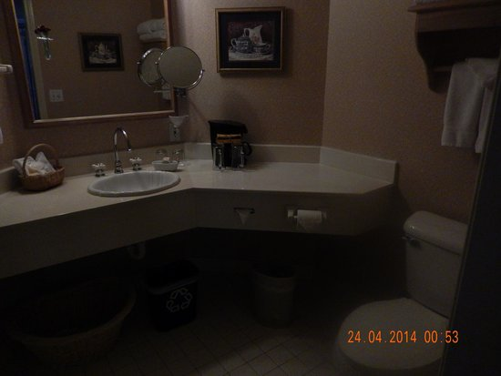 Apple Farm Inn: salle de bain