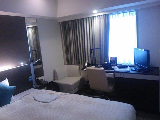 Nishitetsu Inn Nagoyanishiki: room