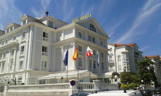 Hotel Hoyuela, Santander