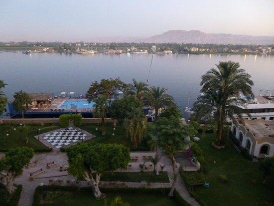 Iberotel Luxor: view from room