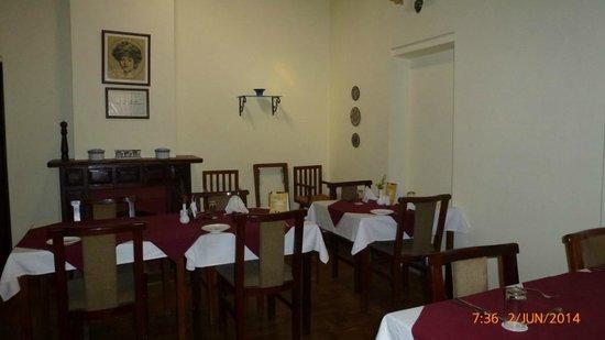 Sherlock Hotel : dining