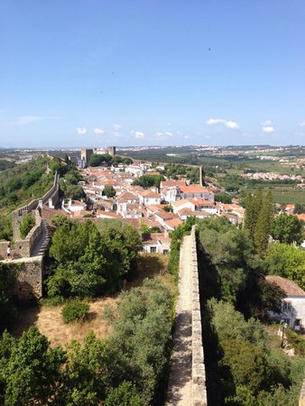 Inside Lisbon Tours : Óbidos. A great end to an awesome day out.
