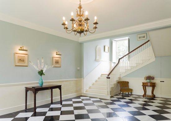 Ballinterry House: Master Bedroom