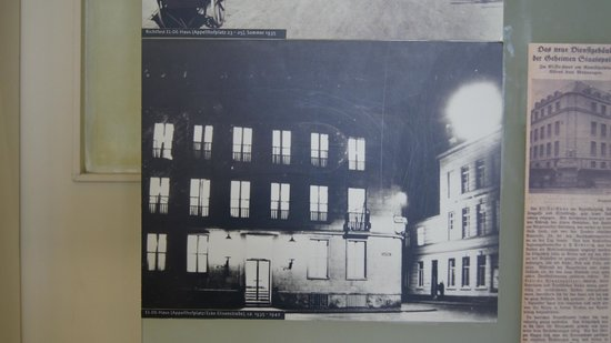 National Socialism Documentation Center : When it was the Headquarters