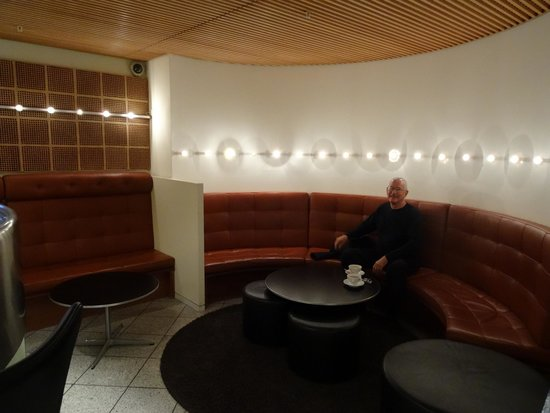 Best Western Plus Hotel City Copenhagen : Lounge area in lobby