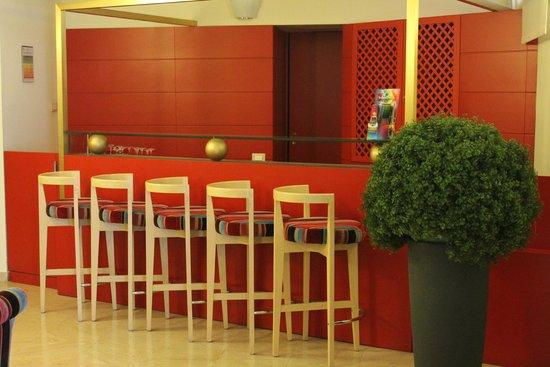 Hotel Garibaldi : Bar