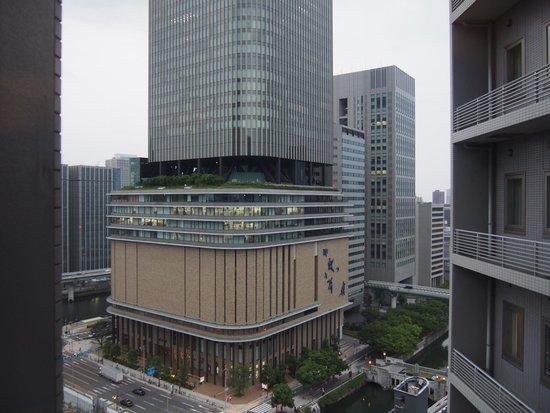 APA Hotel Osaka Higobashi Ekimae : 部屋からの景色