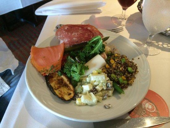 Fogo de Chao Brazilian Steakhouse: Salad