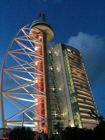 Myriad by SANA Hotels : Hotel desde exterior