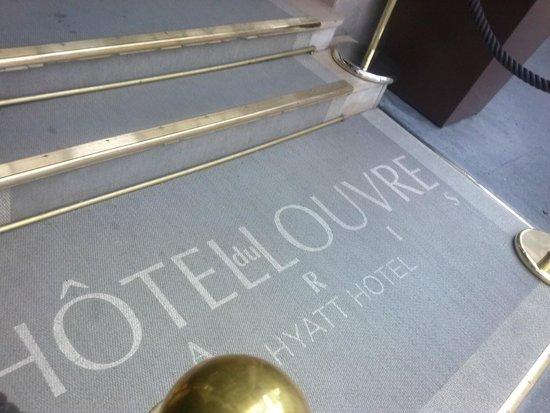 Hotel du Louvre : meraviglioso hotel