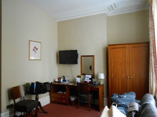 Kimberley Hotel: facilities