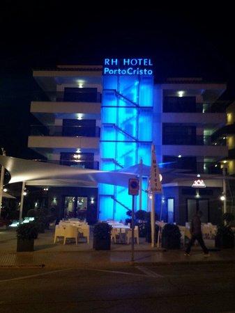 Hotel RH PortoCristo: Vista frontal