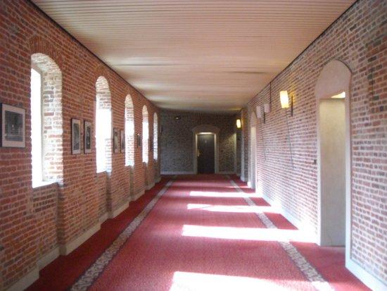 Couvent des Minimes - Alliance Lille : Couloir au 2ème étage